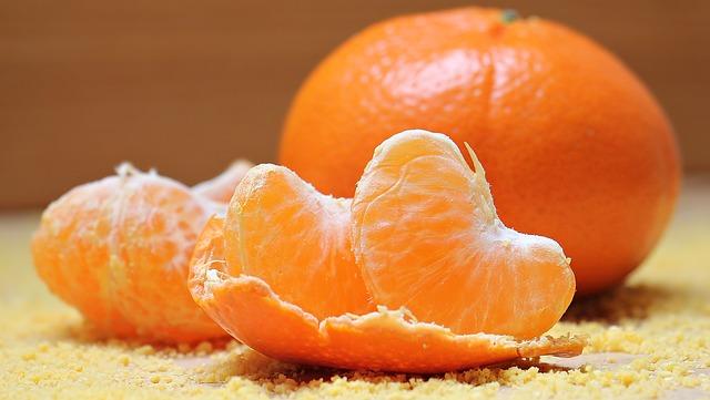 casca tangerina