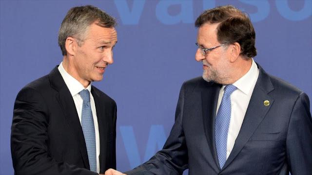 España confirma contribución a fuerzas de OTAN cerca de Rusia