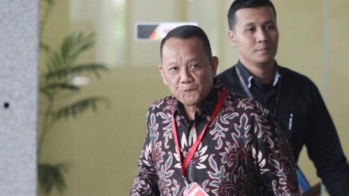 Dituduh Pukul Petugas KPK karena Renovasi Kamar Mandi Rutan, Nurhadi Bilang Begini