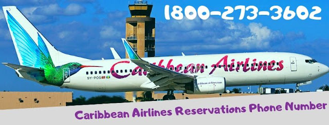 Caribbean Airlines Reservations Phone Number