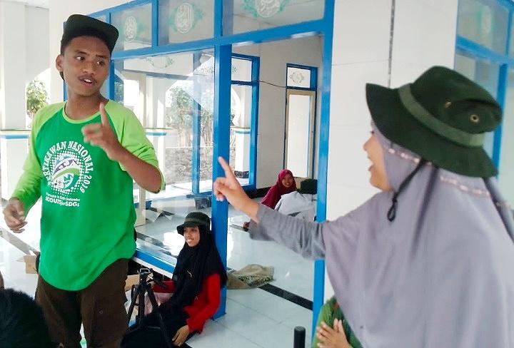 Serunya Live In Program Madrasah Sayang Ibu di Gili Asahan