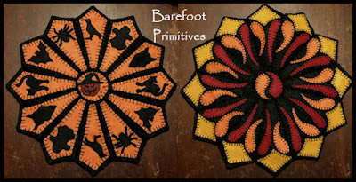 Barefoot Primitives