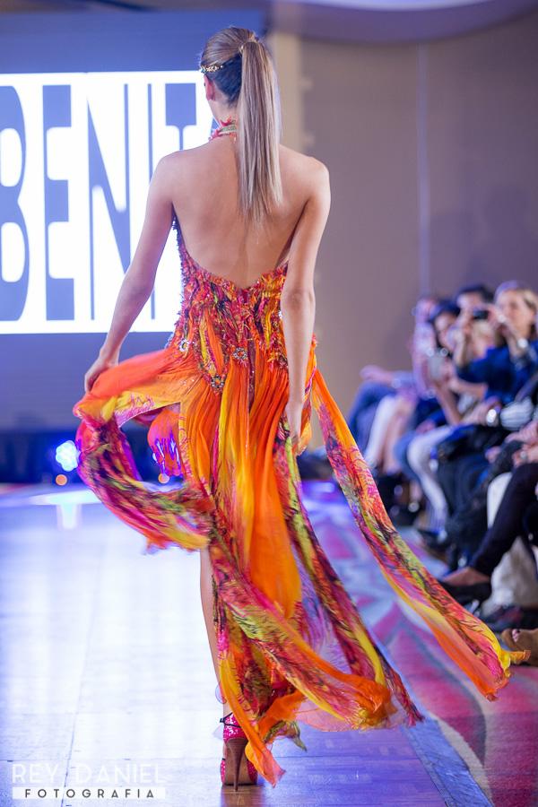 Moda primavera verano 2017 vestidos Benito Fernandez.