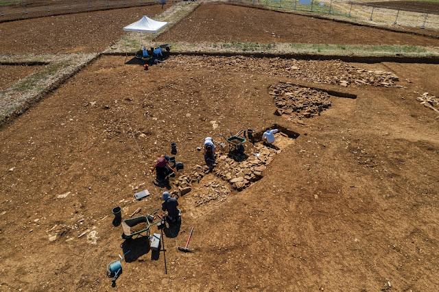 New excavation of 'princely tomb' of Vix underway