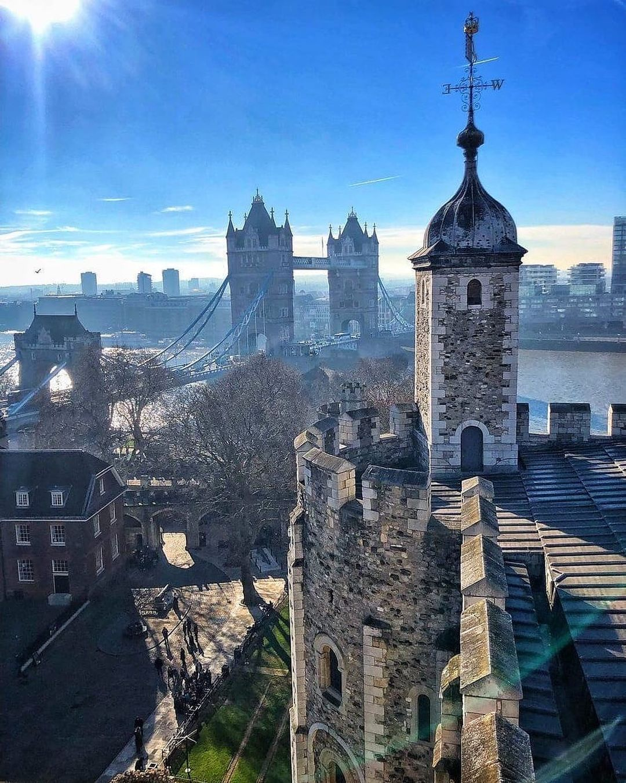 wisata tower of london terfavorit dikunjungi