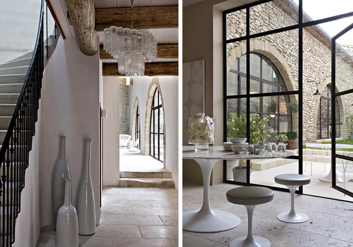 boiserie c pietra come in un borgo antico. Black Bedroom Furniture Sets. Home Design Ideas