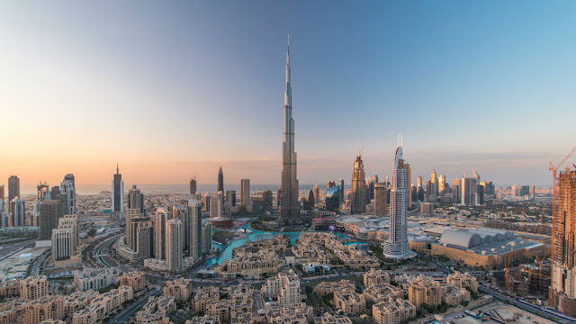 Dubai's development boom in 2019 and retail experience