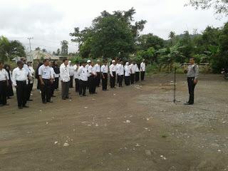 Binmas Polres Enrekang Kumpulkan ASN Kecamatan Maiwa, Ada Apa ???