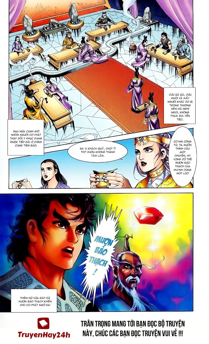 Cơ Phát Khai Chu Bản chapter 107 trang 30