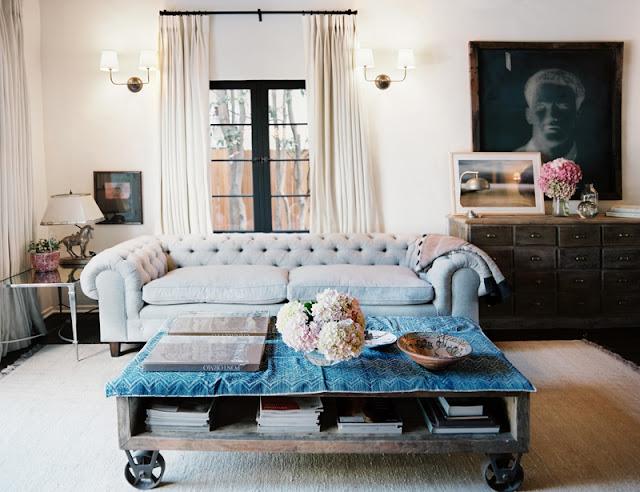 The Peak of Très Chic: Design Craving: Rustic Elegance