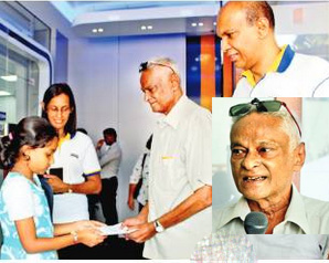Kegalle Engineer who donated 1 lakh each for 10 students saying that duties must be done before his death!