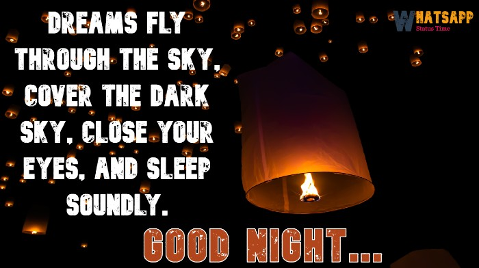 Good Night Shayari With Image - image 1