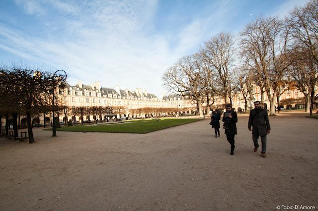 Place Vendôme-Parigi