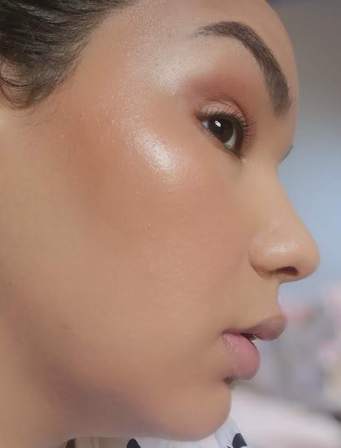 palette Becca Malika Khloe Kardashian #beccabff