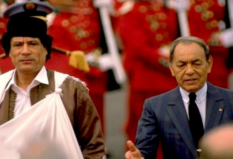 الوطنية 24: رصيف الصحافة: بكاء الحسن الثاني وحكاية تسميم القادة العرب