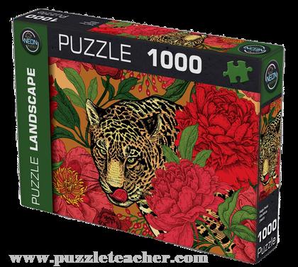 A101 2021 Neon puzzle