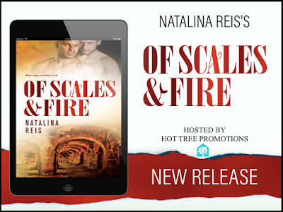 Of Scales and Fire Blog Tour