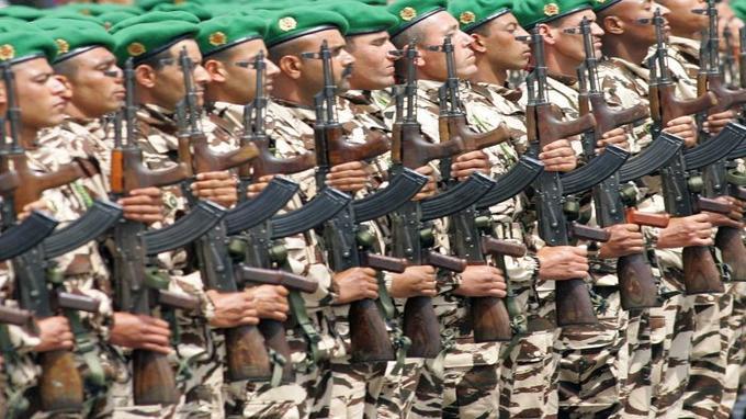 توشيح تجريدة من الجيش المغربي في الكونغو الديمقراطية