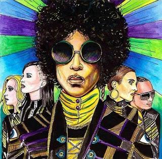 Original Art by Spencer J. Derry