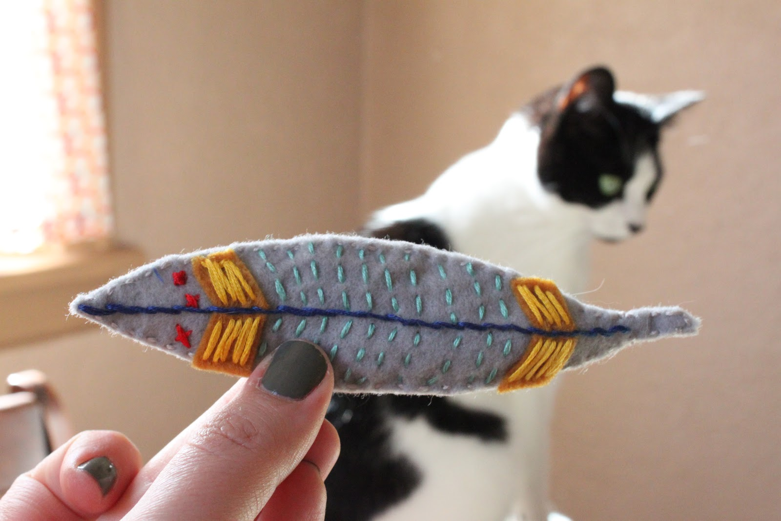 Hondenspeeltjes Maken On My Honor Diy Thanksgiving Inspired Cat Toys