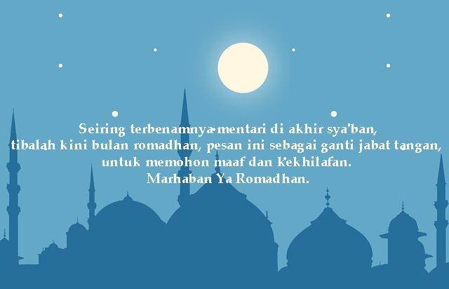 20 Ucapan Selamat Datang Bulan Ramadhan 2020 Untuk Di Bagikan Di