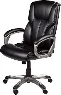 Swivel, Adjustable Modern Lumbar Support Ergonomic Desk Chair for office