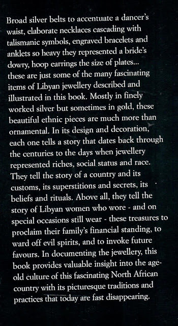 Libyan Jewellery: A Journey Through Symbols
