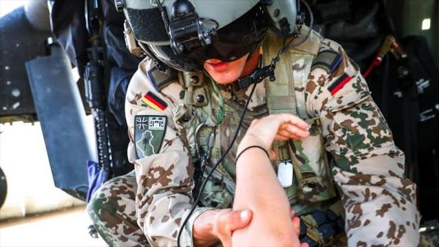 Alemania: Misión alemana en Irak depende de lo que decidirá Bagdad