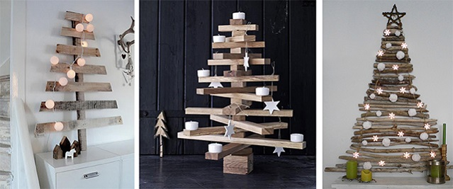 arbol de navidad ecologico creativo