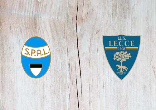 SPAL vs Lecce -Highlights 25 September 2019