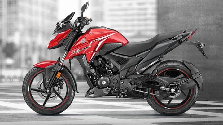 Bản nâng cấp Honda X-Blade 2020 có giá 33 triệu đồng