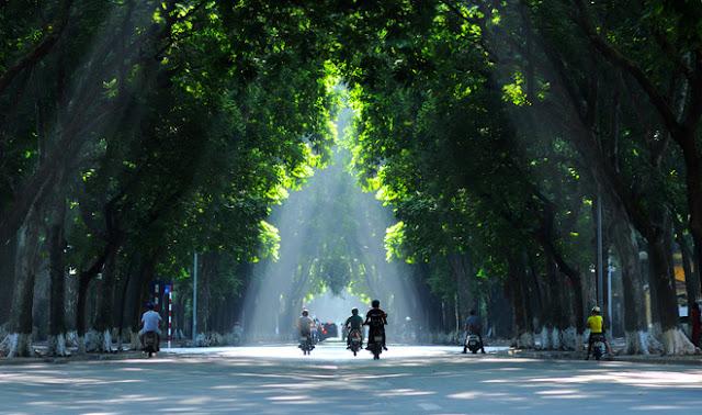 Nhớ đường Hà Nội là nhớ được Sử Việt