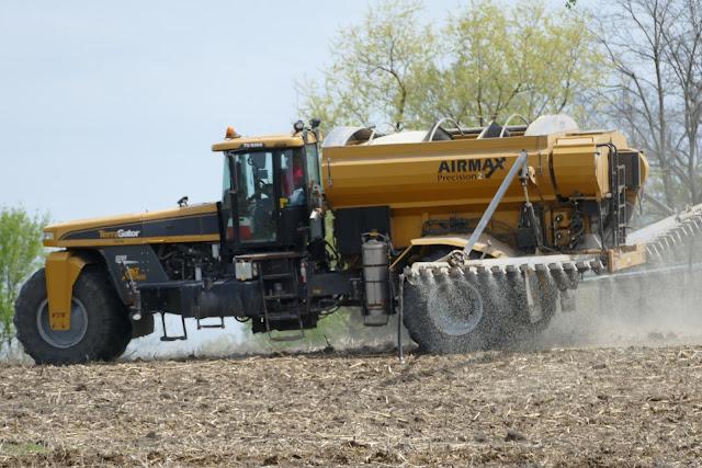 phosphorus P fertilizer application