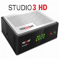 VISIONSAT STUDIO 3 HD