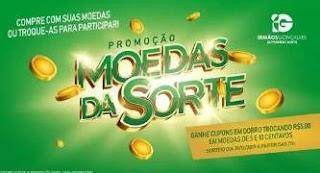 Promoção Supermercados Irmãos Gonçalves 2019 - Moedas da Sorte