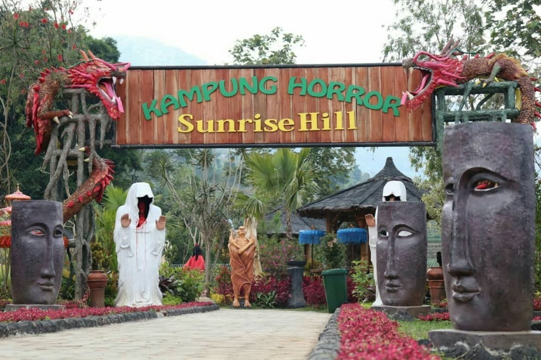 Harga Tiket Masuk Sunrise Hill Gedong Songo Semarang Terbaru