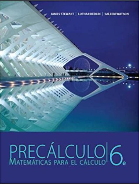 Precalculo: Matematicas para el Calculo en pdf