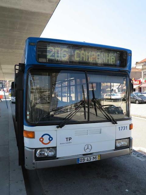 Porto Bus 206