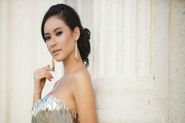 Elvira Devinamira - Sang Puteri Indonesia 2014