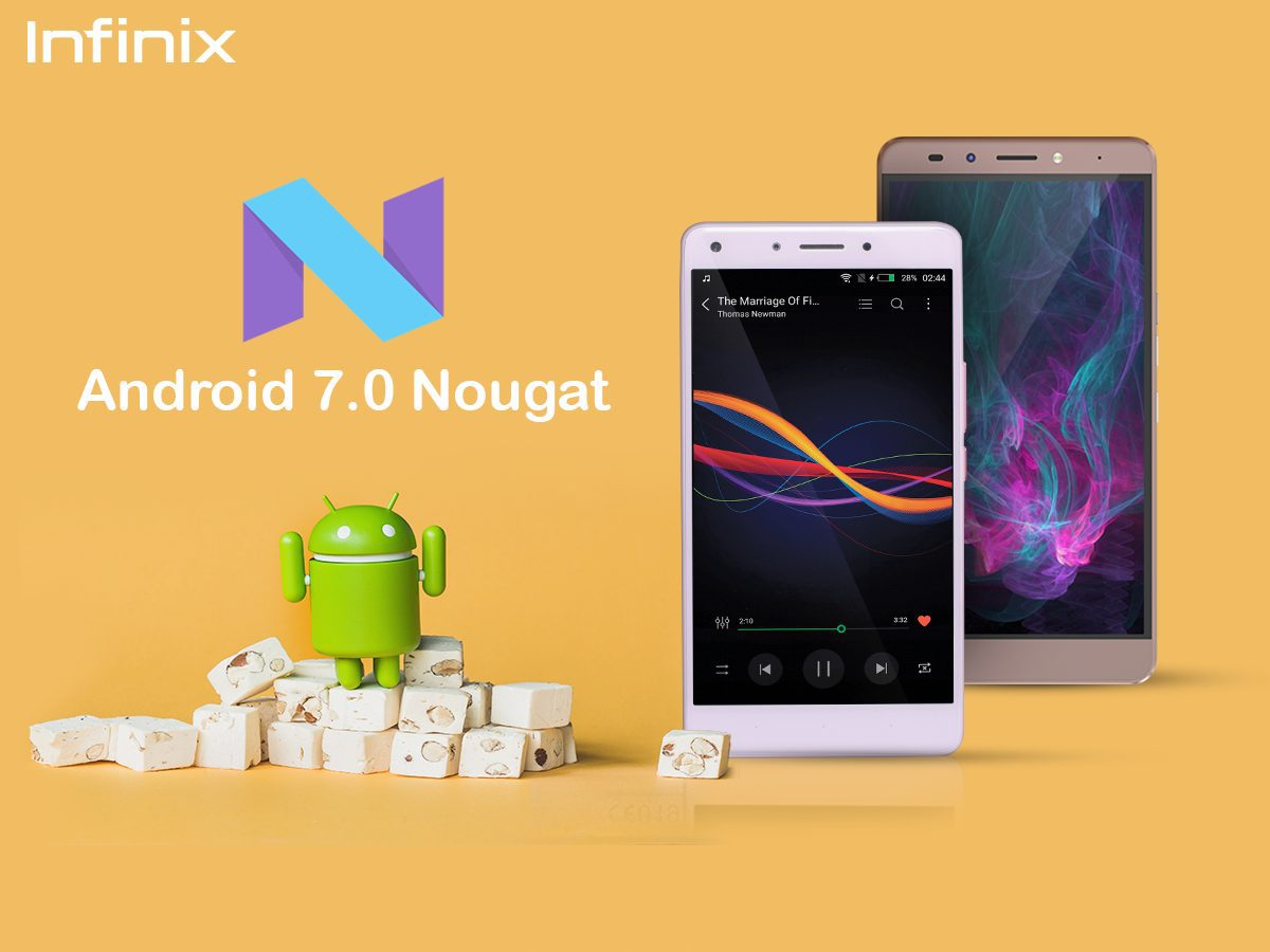Guide On How To Downgrade Infinix Note 4 To Android 7.0 Nougat