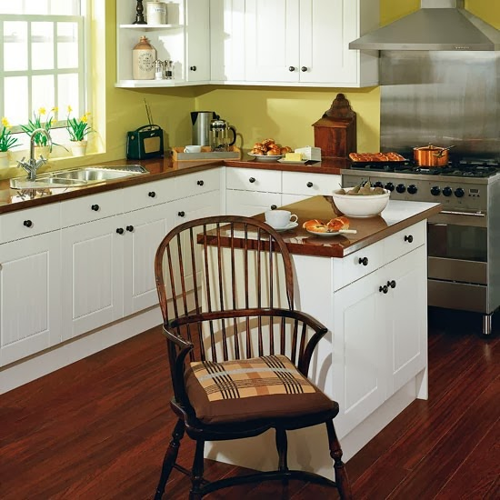 Smitten With Pretty Kitchens  Cozy Little House