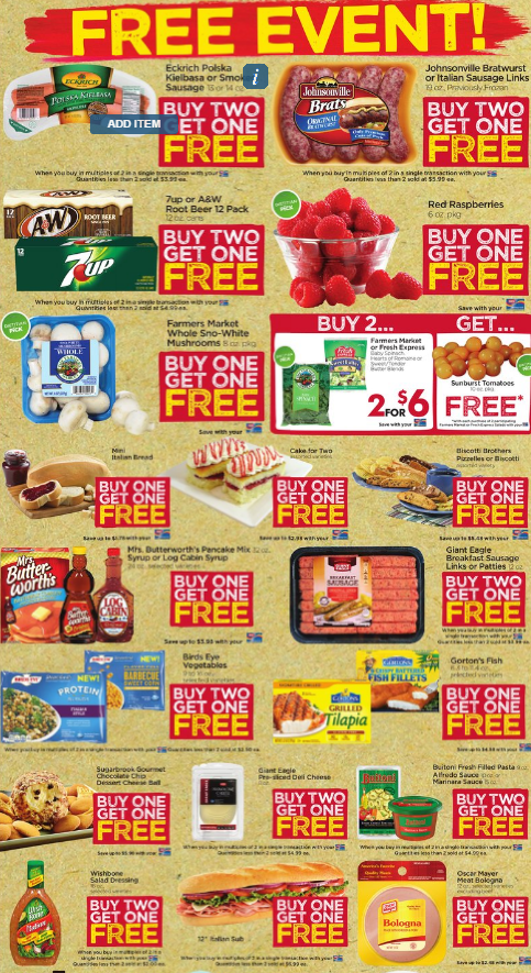 Auto Advance Coupons