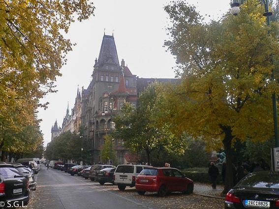 Antiguo ayuntamiento judio Praga