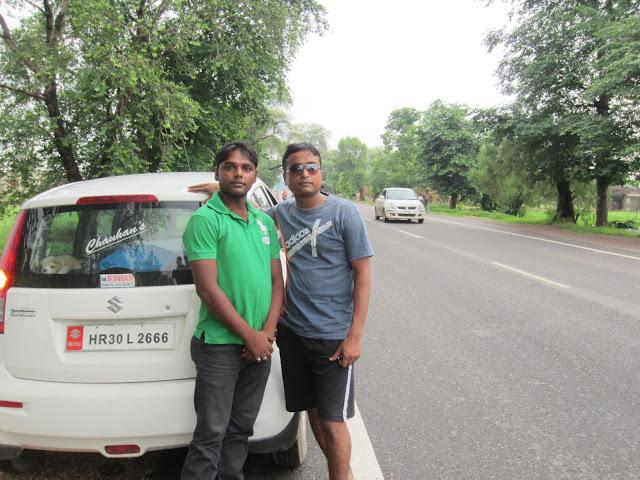 way to bharatpur