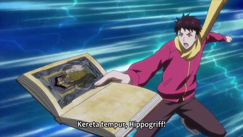 Youkai Apartment no Yuuga na Nichijou Episode 26 Subtitle Indonesia
