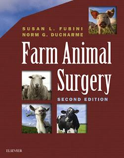 Farm Animal Surgery 2nd Edition
