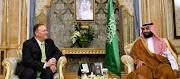 """美國希望沙特石油襲擊後""""和平""""解決危機的辦法"""