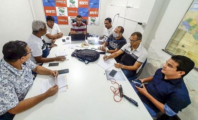"""Sindicato estadual reúne diretoria para discutir sobre a implantação do """"Previne Brasil"""""""