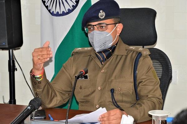 faridabad-dcp-dr-arpit-jain-awareness-cyber-crime-coronavirus