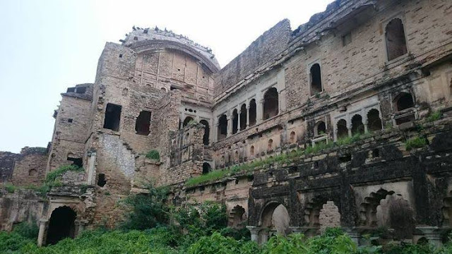 Sabalgarh fort
